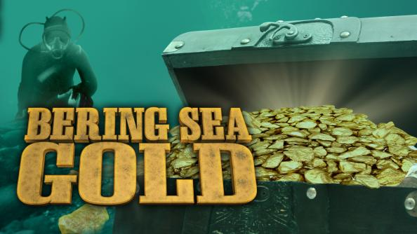 Bering Sea Gold: So Much GOLD in The Deep Blue Sea